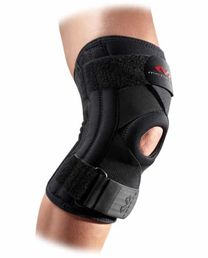 McDavid Knee Support With Stays And Cross Straps 425R