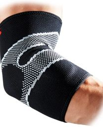 McDavid Elbow Sleeve /4-way Elastic With Gel Buttresses 5130R