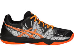 Asics Gel Fastball 3 Indoor shoe Black
