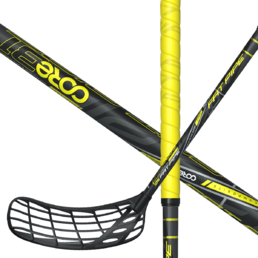 Fat Pipe Core 31 Yellow (20) Floorball stick