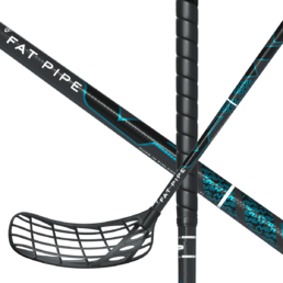 Fat Pipe Raw Concept 27 Turquoise (20) Floorball stick