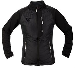 Fat Pipe GILLIAN Ladies Light Padded Jacket (Black)