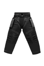 Zone Monster2 (19) Goalie Pants All Black