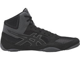 Asics Snapdown 2 wrestling shoe, Black-carbon
