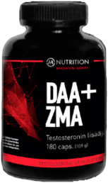 M-Nutrition DAA+ZMA Vol 2 Testosterone Booster