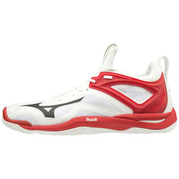 Mizuno Wave Mirage 3 (19) Indoor shoe White-Red