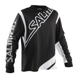 Salming Phoenix Goalie Jersey JR (Black)