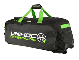 Unihoc Oxygen Line (19) Large Gear Bag With Wheels