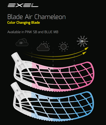 Exel Air Chameleon color changing Blade