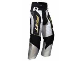 Copy of Fat Pipe White/Black/Gold GK-Pants