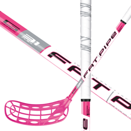 Fat Pipe G31 Pink (18) Floorball stick