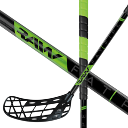 Fat Pipe Raw Concept 31 Lime (18) Floorball stick