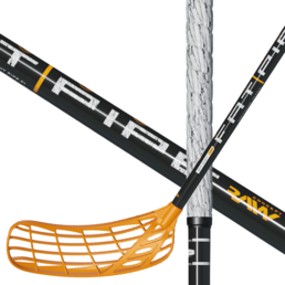 Fat Pipe  Raw Concept 27 Spy Shot  (19) Floorball stick