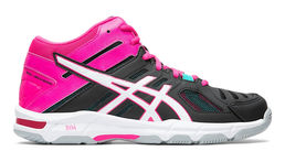 Asics Gel-Beyond 5 (19) MT Womens indoor shoe, black/white