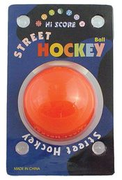 Street Hockey Ball