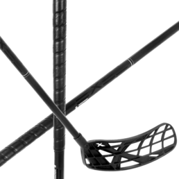 Exel Vector-X Black 2.6 (19) Floorball stick